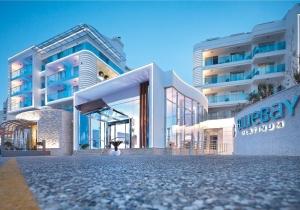 All inclusive 5* hotel in Turkije met zeer moderne kamers en privéstrand