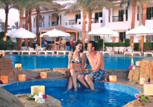 Een weekje Egypte in een all inclusive 4* hotel met mooi zwembad, 60% korting