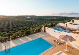 Prachtige villa op Kreta met privézwembad, incl. vluchten en huurwagen