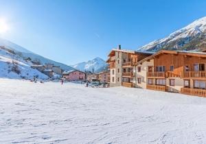 8 dagen sneeuwpret in Val Cenis in een 4* hotel, incl. skipas