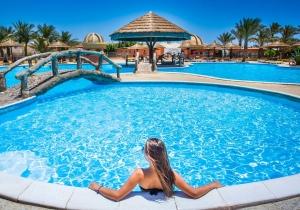 Een hele week relaxen in Egypte in een all inclusive 4,5* hotel
