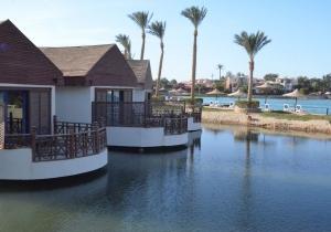 Geniet van een week Egypte in dit all-in 4* hotel met spa center en privéstrand