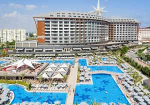 Ultra all inclusive 5* familiehotel in Turkije. Vertrek 16/02