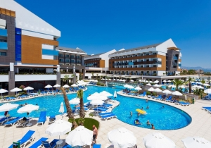 5* all-in resort in Turkije met extra kinderkorting in juli & augustus
