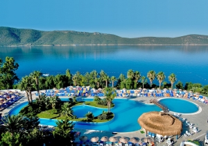 5* all inclusive hotel in Turkije. Extra kinderkorting in juli en augustus!