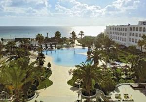 6 dagen Tunesië in een all-in 4* hotel direct aan het strand, vertrek 21/04