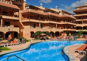 8 dagen zonnebaden op Tenerife in een 4* hotel met ruime kamers