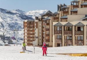 Snowdeal! 3 dagen skiën in Val Thorens in een hotel aan de skipiste, incl. skipas