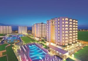 Geniet van een weekje vakantie in dit all in 4,5* hotel in Turkije