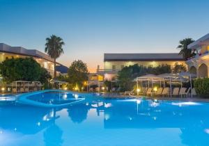Buitenkans! Prachtig all inclusive 4* hotel op Rhodos direct aan het strand
