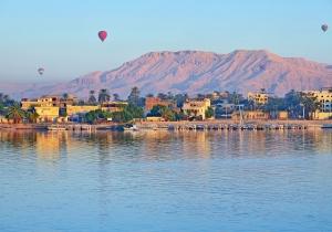 Ontdek Egypte op een unieke manier via dit 5* cruiseschip