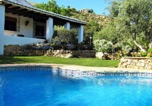 Gezien op Blind Getrouwd! Zonnige villa in Andalusië met privézwembad