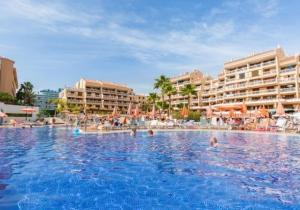 Gezellig hotel op Tenerife met een mooi zwembad en vlak bij het strand