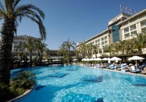 8d. tijdens de paasvakantie naar een ultra all-in 5* hotel aan de Turkse Rivièra