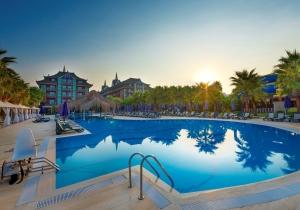Ga last minute naar dit prachtige all inclusive 5* hotel in Turkije