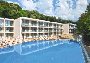 Rustig gelegen hotel in Bulgarije, ideaal voor rustzoekers!