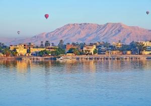 Ontdek Egypte op een unieke manier vanop dit 5* cruiseschip, vertrek 06/04