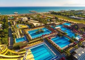 Prachtig ultra all in 5* hotel in Turkije, ideaal voor families met kinderen