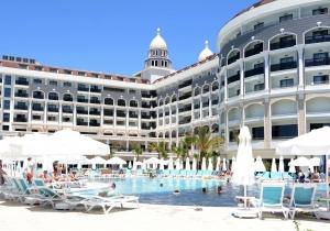 Fenomenaal mooi ultra all inclusive 5* hotel aan de Turkse Rivièra
