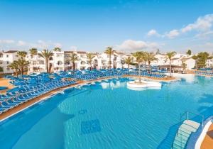 55% korting! Een week in een all-in 4* hotel op Mallorca, vertrek 07/05