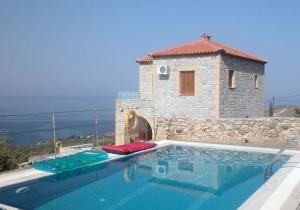 Leuke villa in Griekenland met privézwembad incl. huurwagen