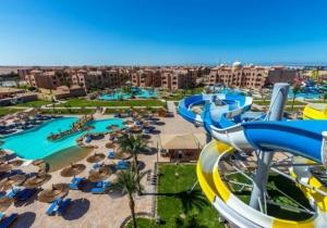 Een week naar een all-in 4* hotel in Egypte met spectaculair aquapark