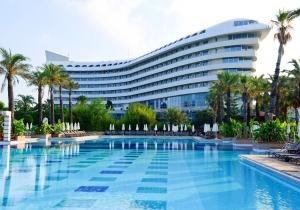Geniet van een luxevakantie in dit ultra all inclusive 5* hotel aan de Turkse Rivièra