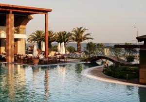 Idyllisch all inclusive 4* hotel op Rhodos op korte afstand van het strand