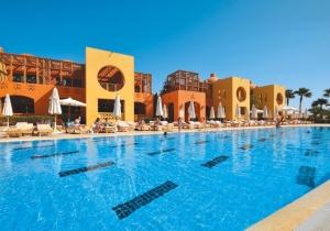 Zonvakantie in Hurghada voor 8 dagen in 5* all-in resort met spa