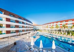 Direct aan het strand: 5*-hotel all-inclusive in Bodrum voor 8 dagen