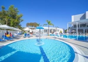 Geniet 8 dagen all-inclusive in dit 4*-sterren hotel in Rhodos
