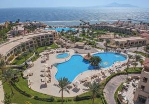 Zonvakantie in Sharm El Sheikh: 8 dagen aan het strand in 5* all-in hotel