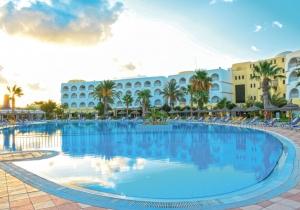 Relax 4 dagen in Djerba tijdens je all-in verblijf in een 4*-resort