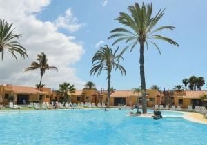Zonnige vakantie op Gran Canaria in dit gezellige hotel met zwembad