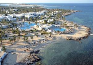 Last minute sale! 4 dagen naar 4* all-in hotel aan zee op Djerba