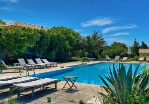Verblijf 8 dagen in een idyllisch appartement met zwembad op Kefalonia