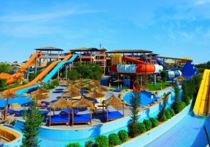8 dagen dolle waterpret voor groot en klein in dit all-in 4*-hotel in Egypte
