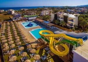 8 dagen naar dit all-inclusive 4*-hotel in Kreta met glijbanen