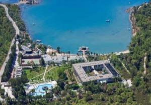 Verblijf 8 dagen in dit luxueuze all-inclusive 5*-hotel in Bodrum