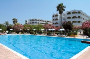Familiaal 4* hotel op Kos. Op wandelafstand van het centrum!