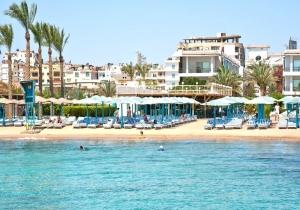 4* All In hotel in centrum Hurghada. Ideaal voor jong en oud! Vertrek 17/07