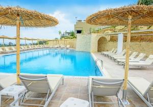 Bijzonder 5* all-in hotel op Kreta. All-Suite Boutique concept. Vertrek 17/07