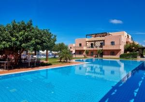 Luxueus 4,5* all inclusive hotel op Kreta, incl. wellnesscenter!
