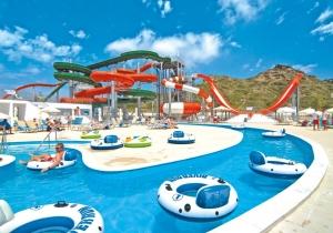 57% korting! 8 dagen in een all-in 4* hotel op Rhodos met spetterend aquapark