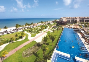 Spotprijs! 6 dagen naar een all in 5* luxeresort in Mexico direct aan het strand