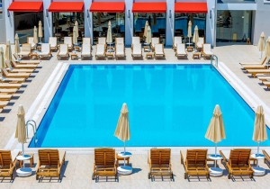 4* all inclusive hotel in Turkije vlak bij het strand, vertrek 21/08