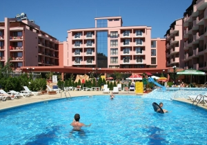 Vertrek 23/08 naar dit 4* all in hotel aan de Zwarte Zee in Bulgarije