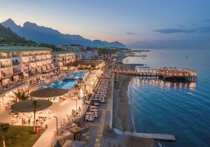 Heerlijk all inclusive 5* hotel direct aan het strand in Turkije, vertrek 25/08