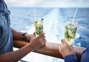 Sip & Sail: geniet van een heerlijk premium drankenpakket inbegrepen op een selectie van cruises wereldwijd