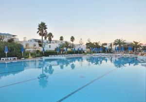 Gezellig 4*-hotel met prachtige tuin op Kos, direct aan zee